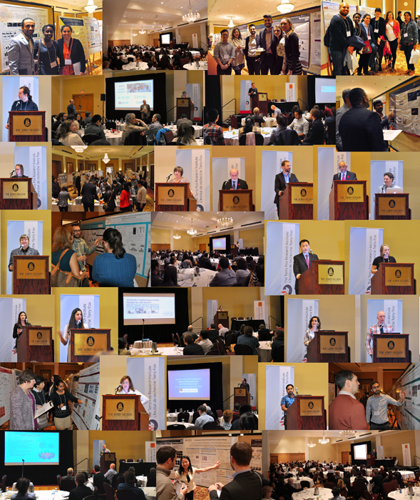 BHCRI Conference photo collage 2016